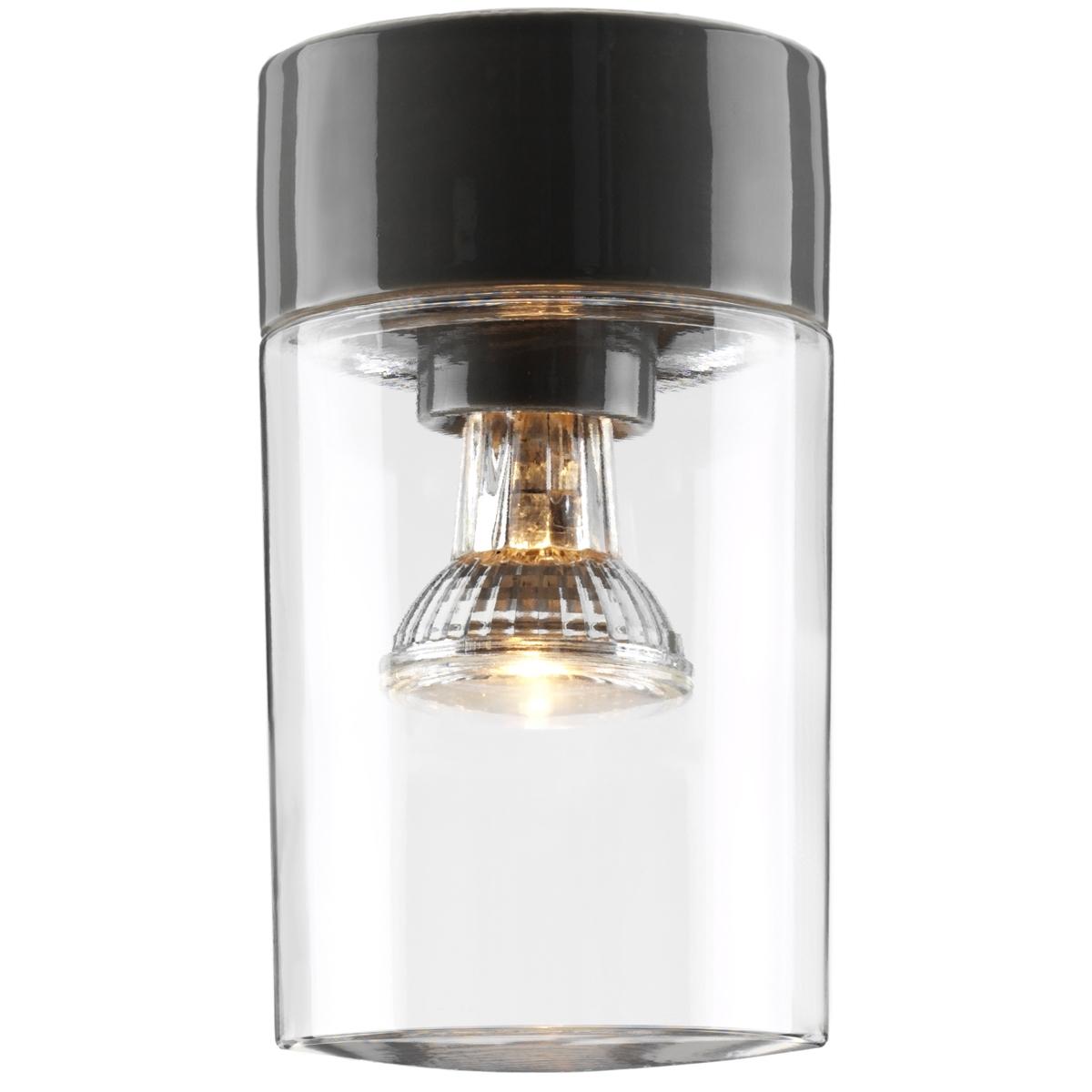 plafonnier cylindrique au design minimaliste pour salle de bains et sauna lampe en c ramique et. Black Bedroom Furniture Sets. Home Design Ideas