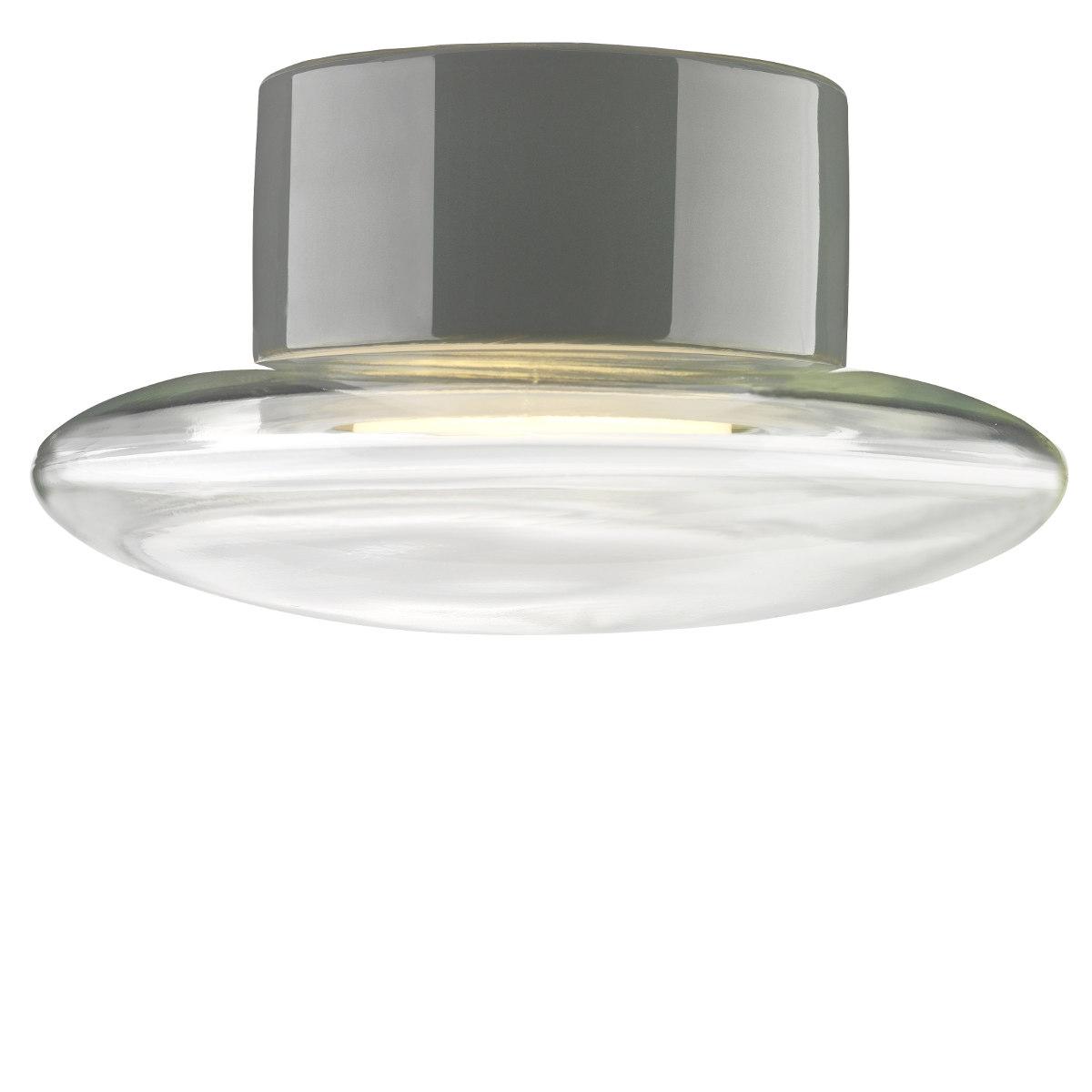 Plafonnier moderne en c ramique lampe scandinave pour - Plafonnier pour salle de bain ...