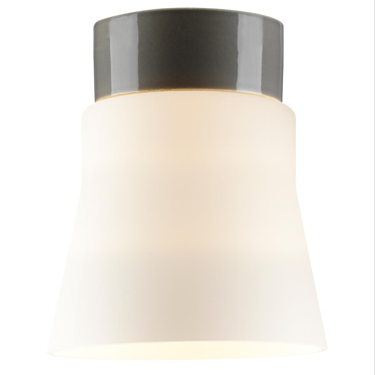 plafonnier scandinave minimaliste aux formes lanc es et fabriqu en verre et en c ramique. Black Bedroom Furniture Sets. Home Design Ideas