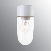 petit plafonnier ampoule en c ramique disponible en quatre couleurs. Black Bedroom Furniture Sets. Home Design Ideas