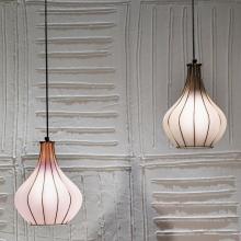 luminaire contemporain fabriqu manuellement en verre. Black Bedroom Furniture Sets. Home Design Ideas